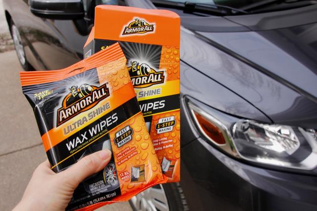 Armor All Wash & Wax Wipes