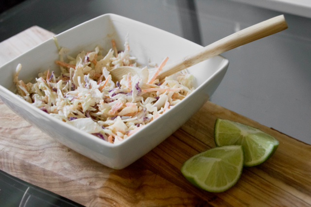 Sriracha Slaw from Home Chef