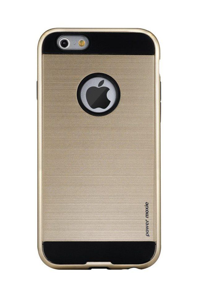 PowerMoxie iphone6 Case, Gold