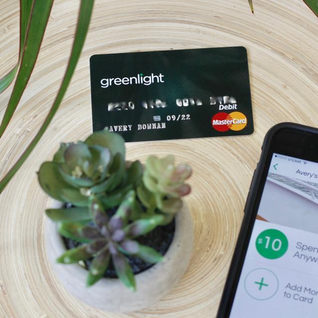 Greenlight Debit Card