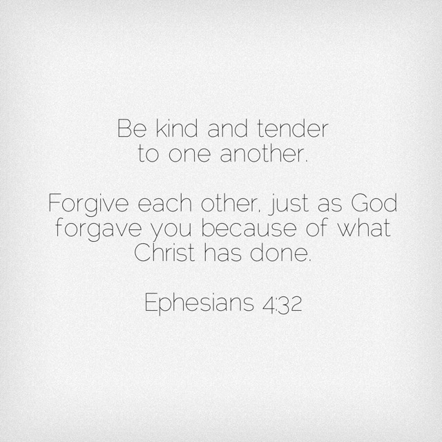 Ephesians 4:32 Bible Verse