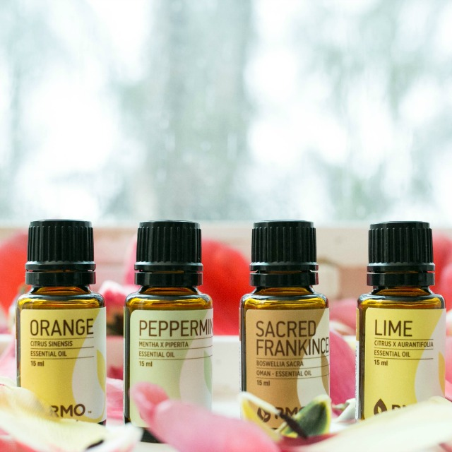 Spring Blossom Essential oil recipe