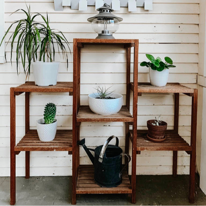 Creating Hygge in my Sunroom With Facebook Marketplace