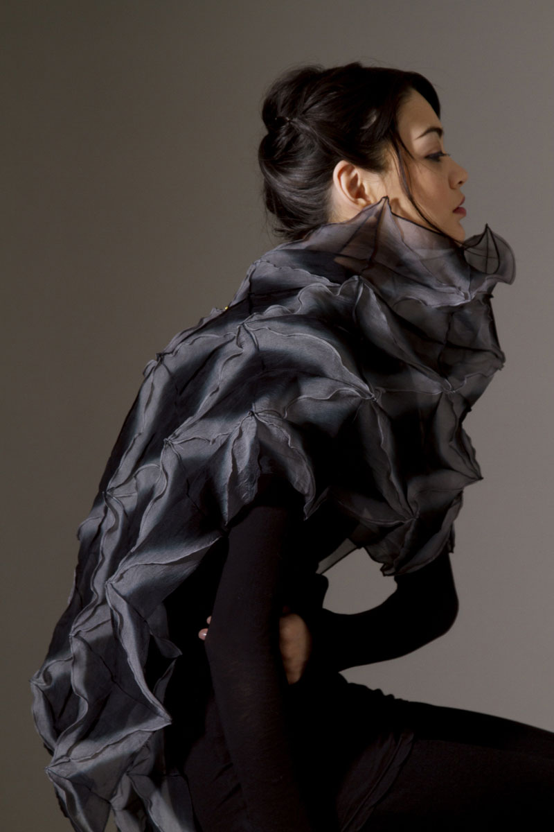 Amy Nguyen Textiles - Iki - Signature Dimensional Wrap