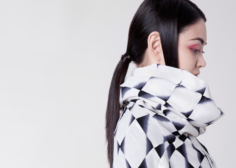 Amy Nguyen Textiles - Shibui - Fitted Swing Coat