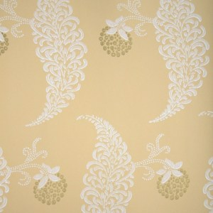 Farrow & Ball Rosslyn Wallpaper - Gold