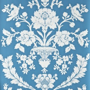 Farrow & Ball St. Antoine Wallpapers - BLUES