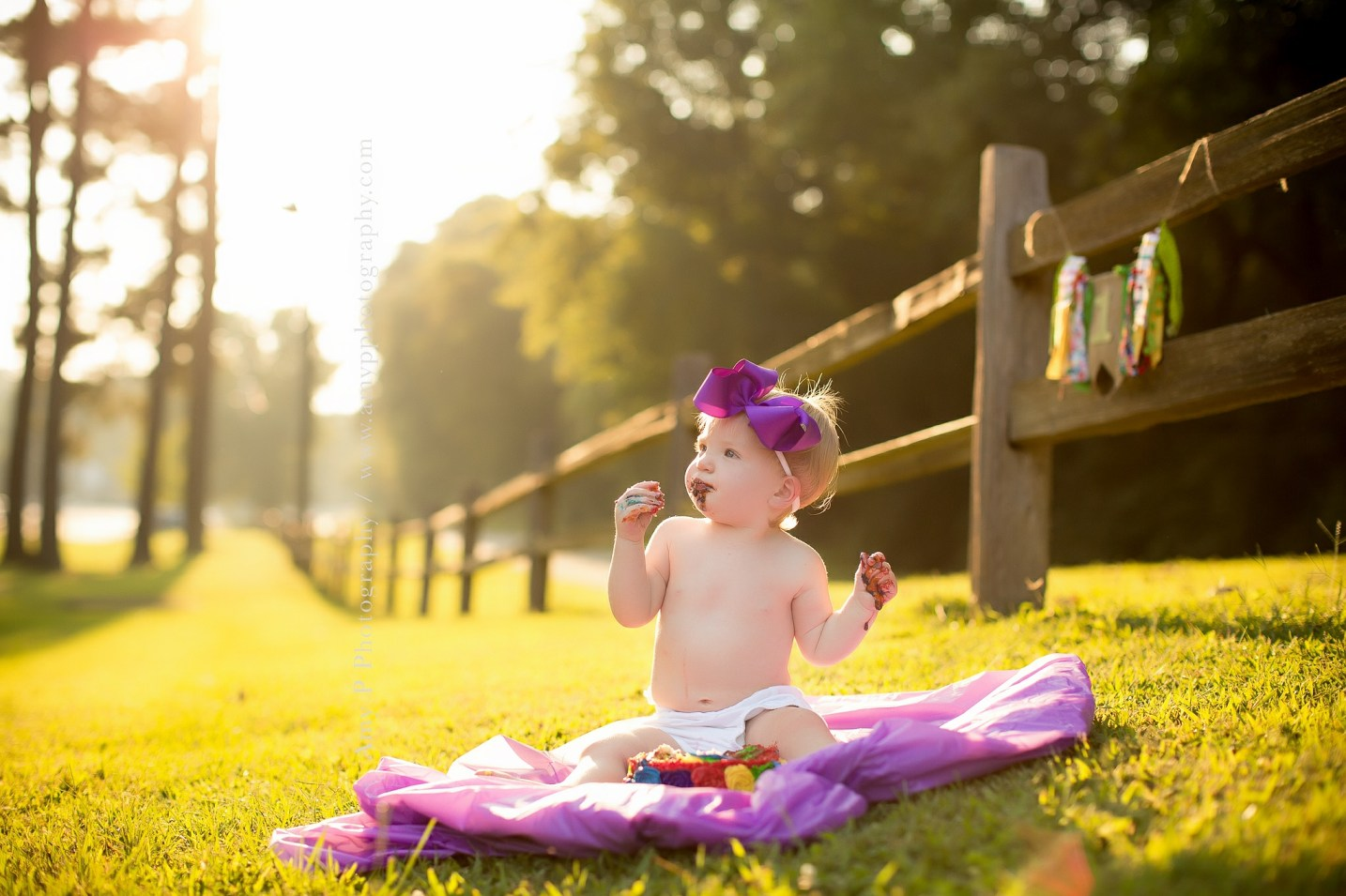 park-family-kids-little girls-children-1 year old