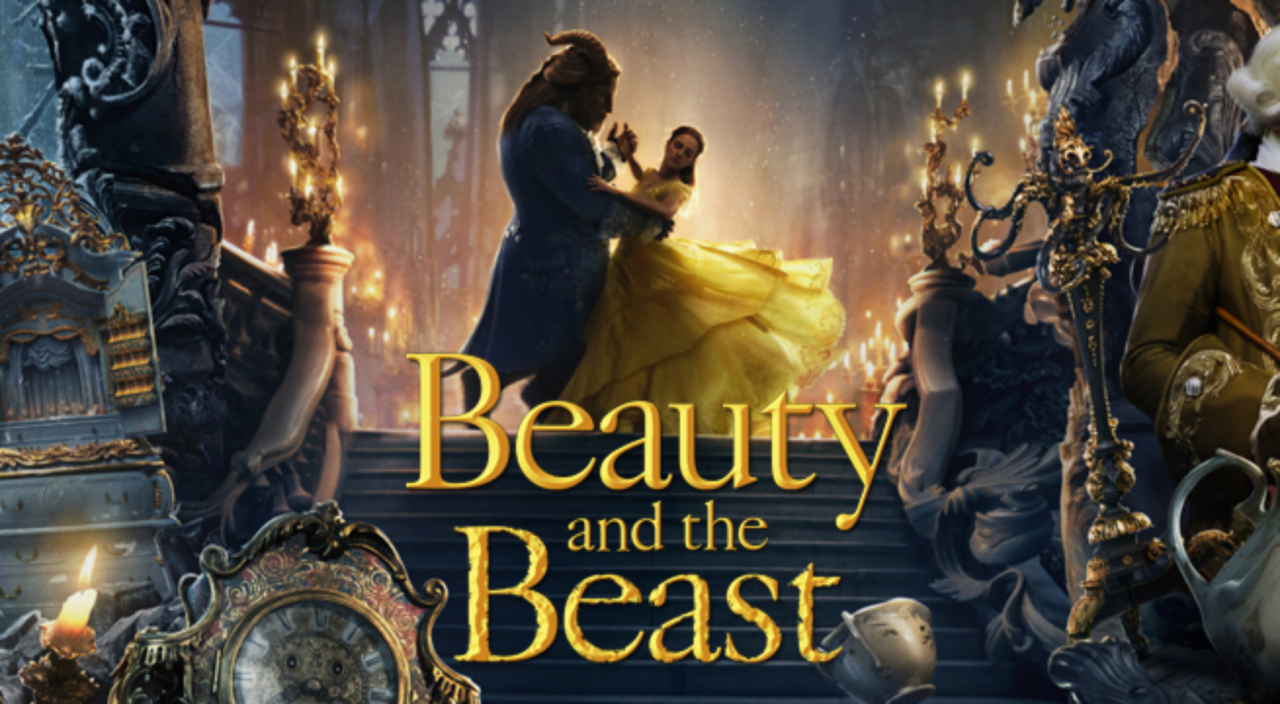 Image result for beauty and the beast poster banner