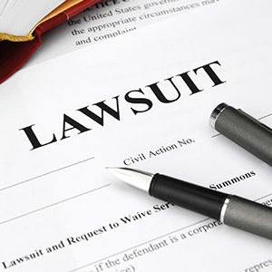 Amy Rice, Attorney at law injury law paperwork