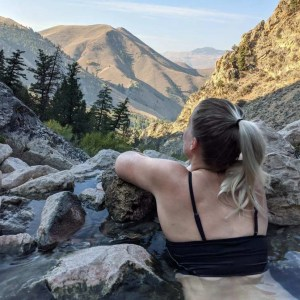 Amy Riordan Goldbug Hot Springs