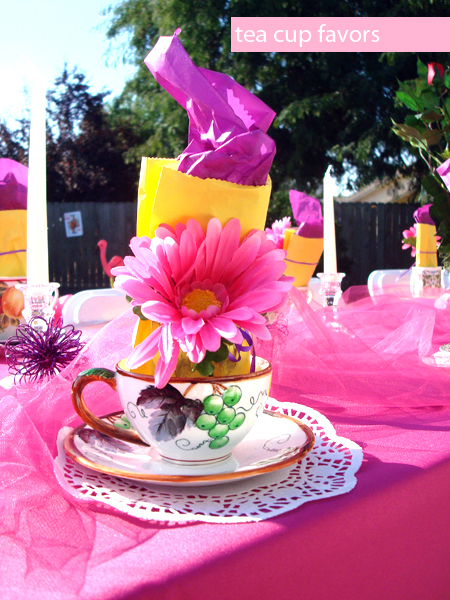 tea cup favors- amy+mayd