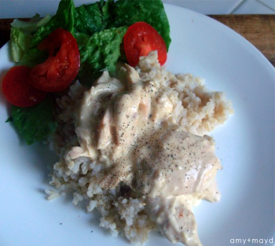 italian crockpot chicken recipe