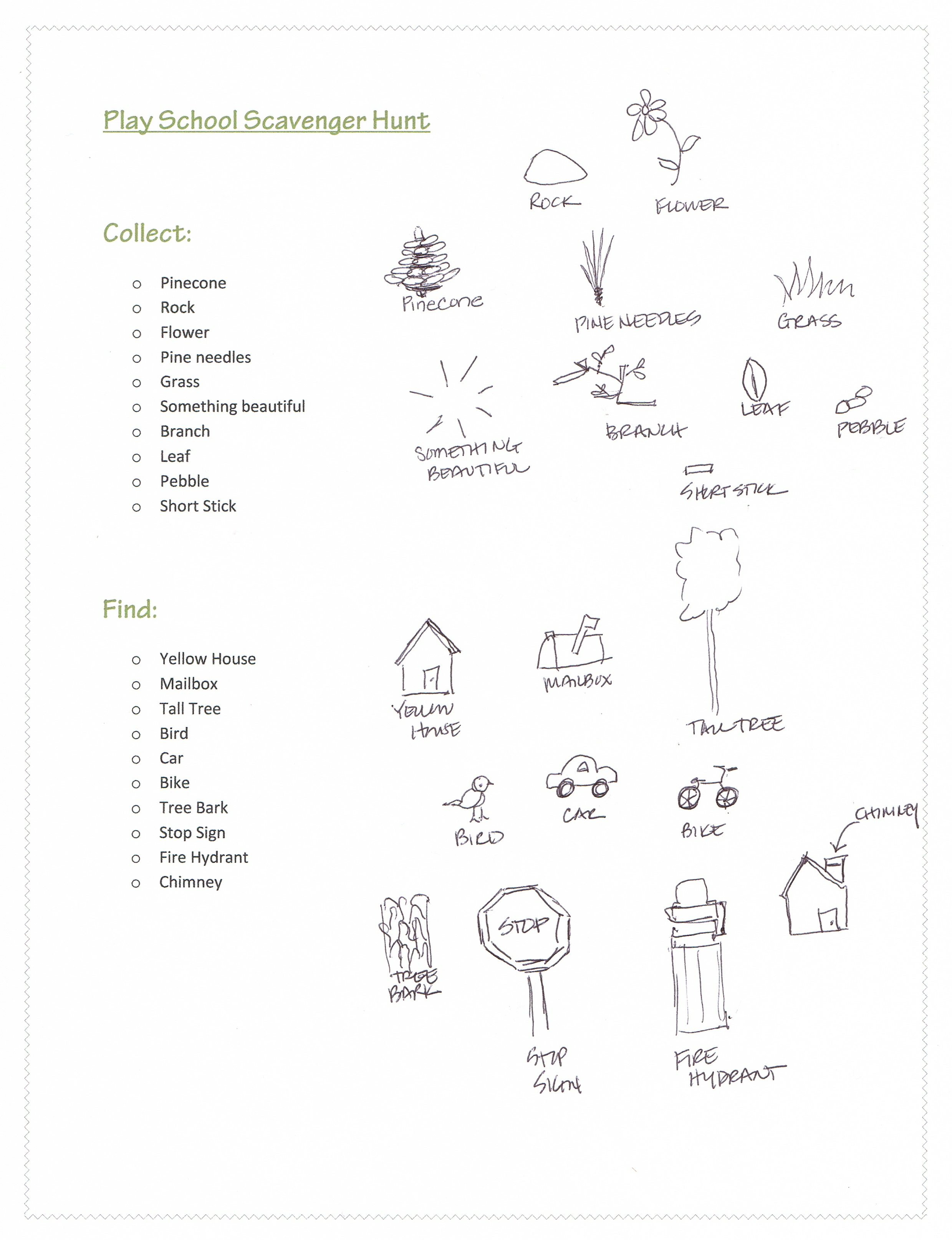 toddler treasure map and scavenger hunt printables amy u0027s art table