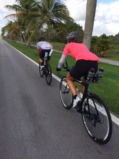 Surviving Ironman Training Peak Week – training update