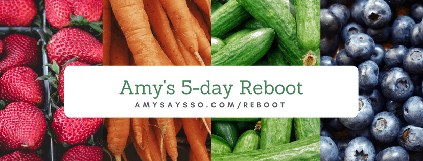 Amy's 5-day Reboot