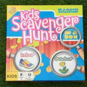 kids scavenger hunt