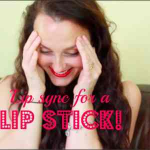 lip sync thumbnail