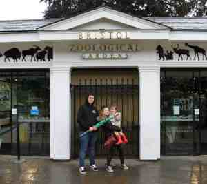 Bristol zoo title image