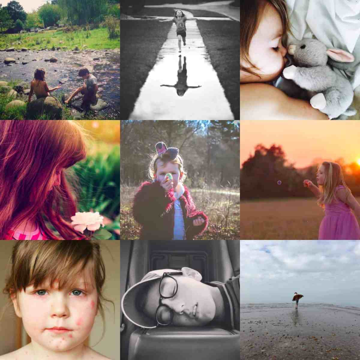 The March round up for the #LittleFierceOnes round up
