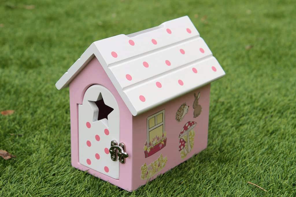 The fairy reward box