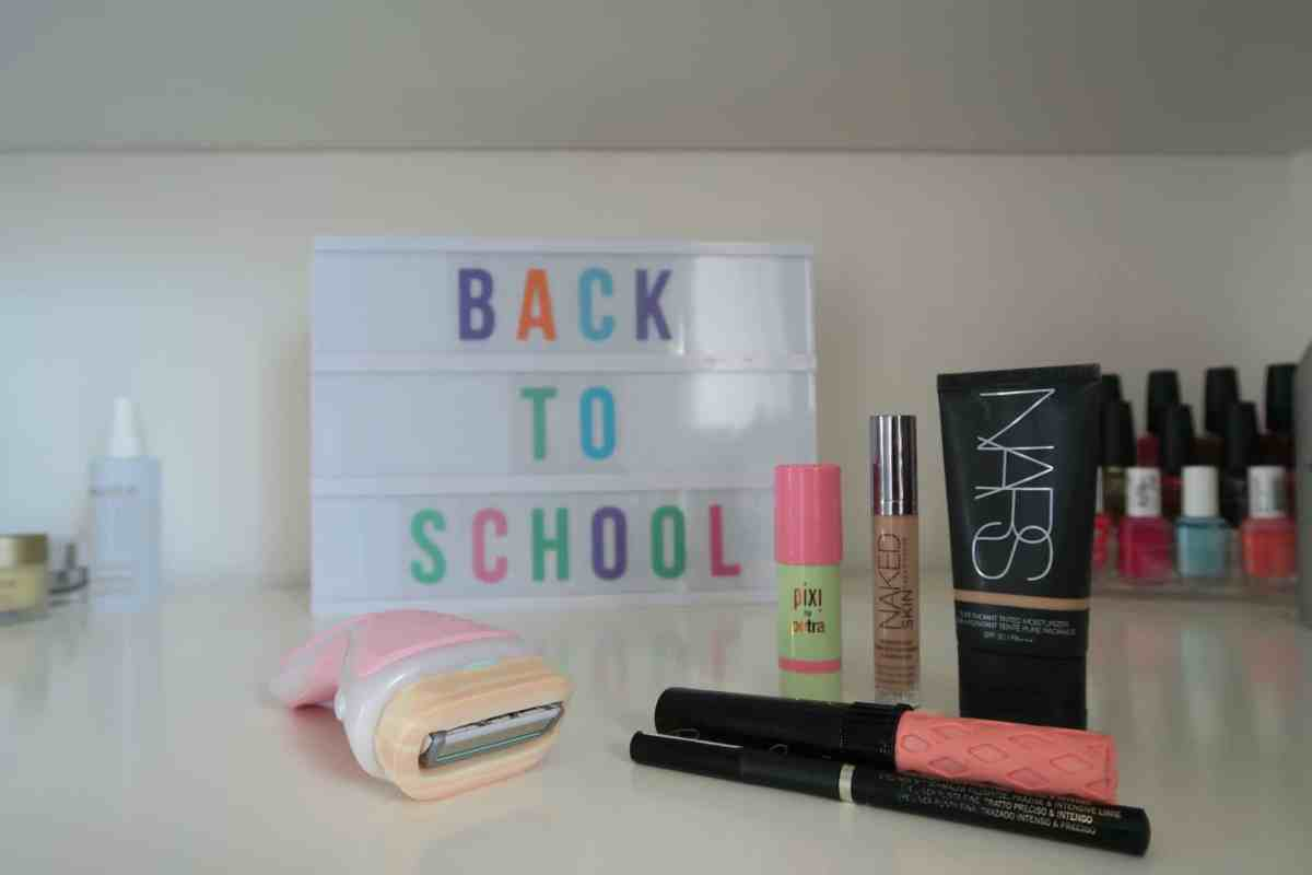 Back to school with Wilkinson Sword