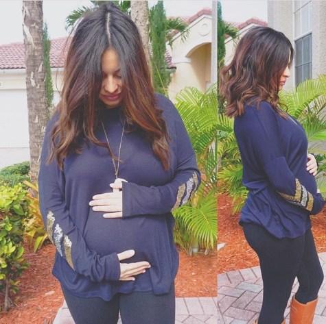 7-months-pregnant