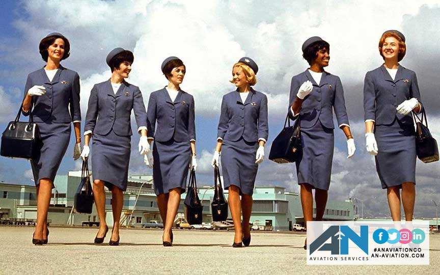 From Stewardess to Flight Attendant