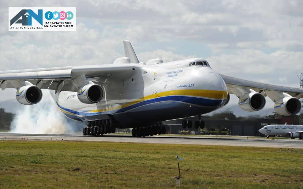 Antonov An-225: World's biggest unfinished airplane lies hidden in warehouse