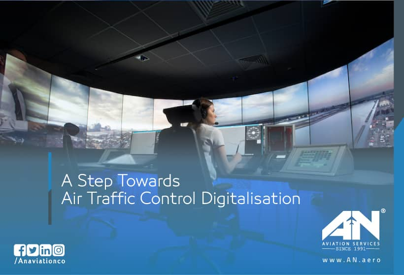 A Step Towards Air Traffic Control Digitalisation