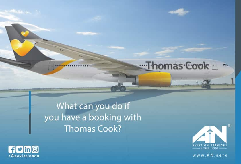 What can you do if you have a booking with Thomas Cook?