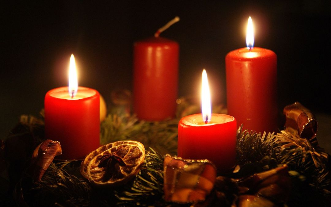 Happy Advent time or: Christmas traditions (#2)