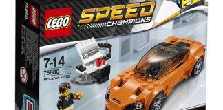 McLaren 720S by Lego : โลกย่อส่วนของซูเปอร์คาร์