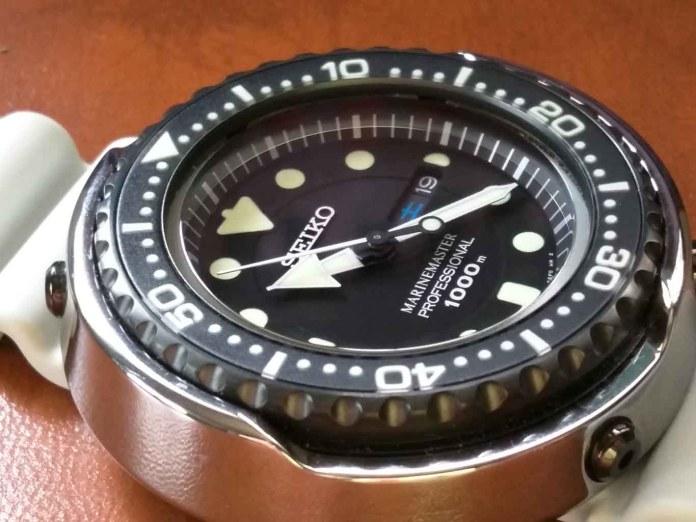 Seiko Marinemaster SBBN029 : คุ้มไหมกับส่วนต่างเพื่อคำว่า Limited ?
