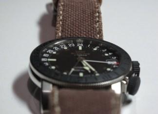 Glycine Airman 17 Sphair GMT : ถ้าย่อส่วนอีกนิดจะดีไม่น้อย