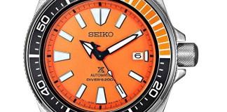 Seiko Prospex SRPB97 เมื่อ Orange Samurai กลับมาแล้ว