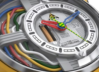 The Electricianz Cable Z Watch