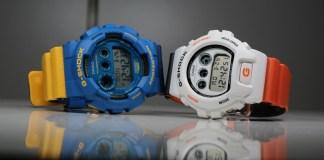 Casio G-Shock DW6900NC-7DR / GD120NC-2DR