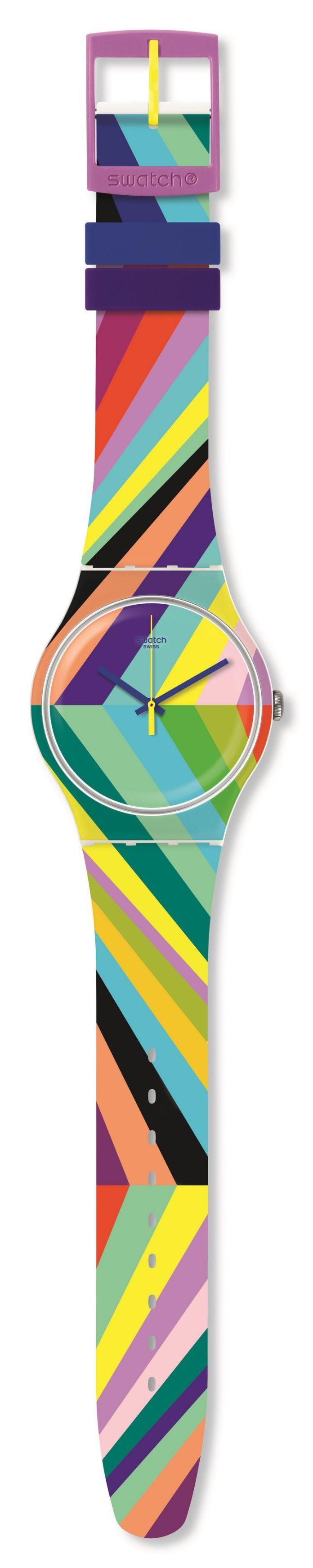 Swatch Stardust & Color Blocks