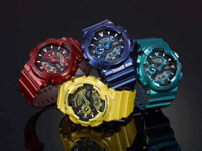 Casio G-Shock GA-110 Series