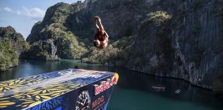 MIDO X RED BULL CLIFF DIVING 219