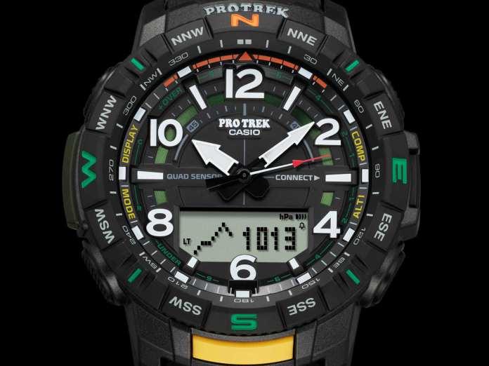 Casio Protrek PRT B50 3