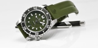 Steinhart Triton 30ATM Green