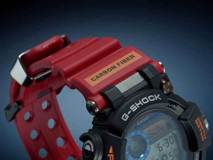 Casio G Shock Frogman GWF D1000ARR 1JR 10