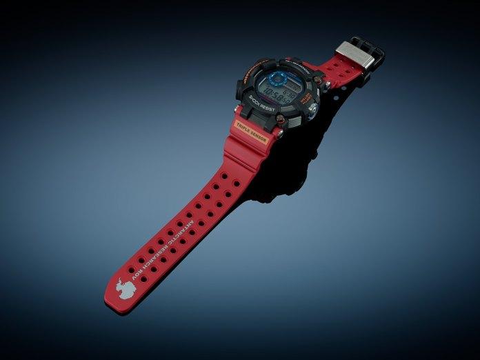 Casio G Shock Frogman GWF D1000ARR 1JR 8