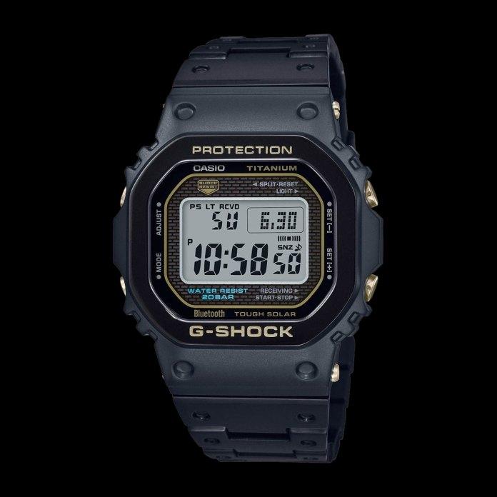 Casio G-Shock GMW-B5000TB-1