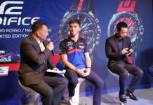 Casio Edifice F1
