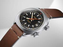 Oris Chronoris Movember Edition