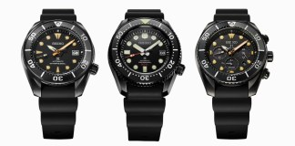 Seiko Black Series 2020
