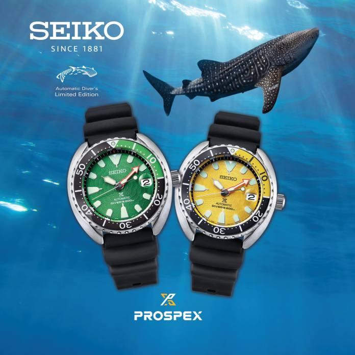 Seiko Prospex Zimbe 10